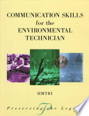 Communication Skills for the Environmental Technician