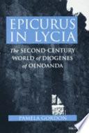 Epicurus in Lycia