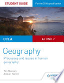 CCEA A level Geography Student Guide 5  A2