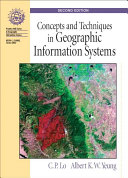 Concepts and Techniques of Geographic Information Systems