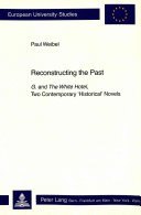 Reconstructing The Past book