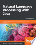 Natural Language Processing With Java