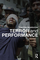 download ebook terror and performance pdf epub
