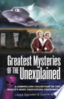 Greatest Mysteries of the Unexplained Pdf/ePub eBook