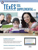 Texas TExES ESL Supplemental  154
