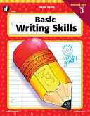 Basic Writing Skills Grade 3 book