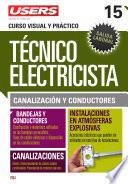 T  cnico electricista 15   Canalizaci  n y conductores