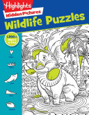 Highlights Favorite Hidden Pictures Wildlife Puzzles