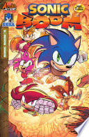 "Sonic Boom #11 : in this explosive eleventh issue! ""eggman..."