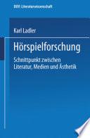 H  rspielforschung