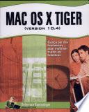 Mac OS X Tiger  version 10 4
