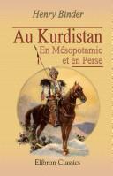 Au Kurdistan
