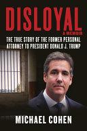 Book Disloyal  A Memoir