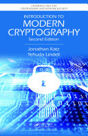 Introduction to Modern Cryptography  Second Edition