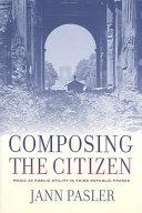 Composing the Citizen