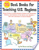 35 Best Books for Teaching U S  Regions