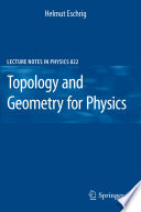 Topology and Geometry for Physics