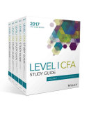 Wiley Study Guide for 2017 Level I CFA Exam  Complete Set