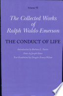 The Conduct of Life Book PDF