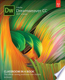 Adobe Dreamweaver CC Classroom in a Book (2017 release)