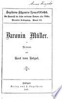 Baronin Müller