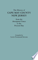 The History of Cape May County, New Jersey