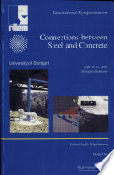 PRO 21: International RILEM Symposium on Connections Between Steel and Concrete (Volume 1)