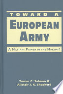 Toward a European Army