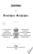 Lothar von Supplinburg. (Jahrb. d. deutschen Gesch.).