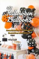 Diy Halloween Balloons