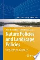 Nature Policies and Landscape Policies