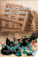 Earthquakes and Animals