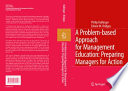 A Problem based Approach for Management Education