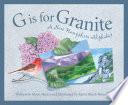 G is for Granite