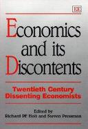 Economics and Its Discontents