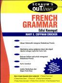 Schaum's Outlines FRENCH GRAMMAR edisi 4