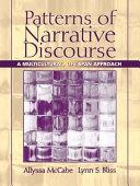 Patterns of Narrative Discourse