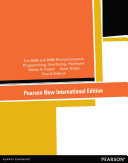The 8088 and 8086 Microprocessors: Pearson New International Edition