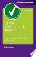Iq And Psychometric Tests