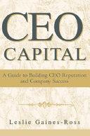 Book CEO Capital