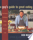 A Guy s Guide to Great Eating