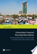 Urbanization beyond Municipal Boundaries