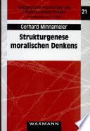 Strukturgenese moralischen Denkens