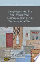 Languages and the First World War  Communicating in a Transnational War