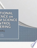 International Conference On Mechanism Science And Control Engineering Msce 2014