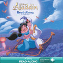 Aladdin Read Along Storybook book