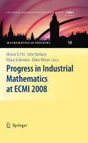 Progress in Industrial Mathematics at ECMI 2008