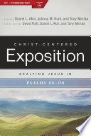 Exalting Jesus In Psalms 101 150