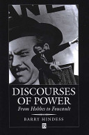 Discourses of Power: From Hobbes to Foucault