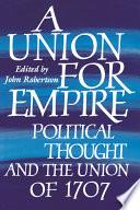 A Union for Empire